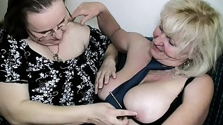 OldNanny Old Granny and fat Mature