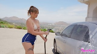 Pussy licking by the hote incorporate with Giselle Palmer & Lilly Anxiety