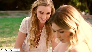 Kendra Sunderland and Blair Williams Patch a One-Eyed Snake