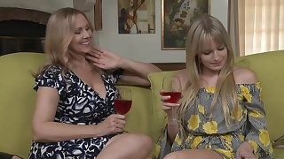 Julia Ann and Scarlett Astucious - Old woman Daughter Exchange Club